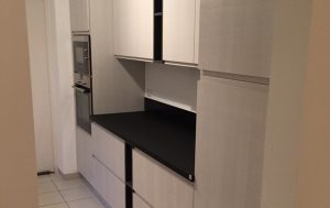 Aménagement cuisine couloir - Design & Conception